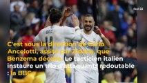 Karim Benzema dans ( la légende) l'indéfectible