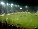 fin de match Grenoble-Clermont Stade des Alpes