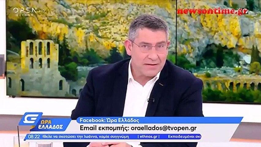 newsontime.gr -  Έκανε και τις 2 δόσεις του εμβολίου και νοηλεύεται σοβαρά με κορονοϊό