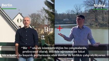 Ahmet Tirgil & Özkan Salman - Romen Kızı (Bir +)