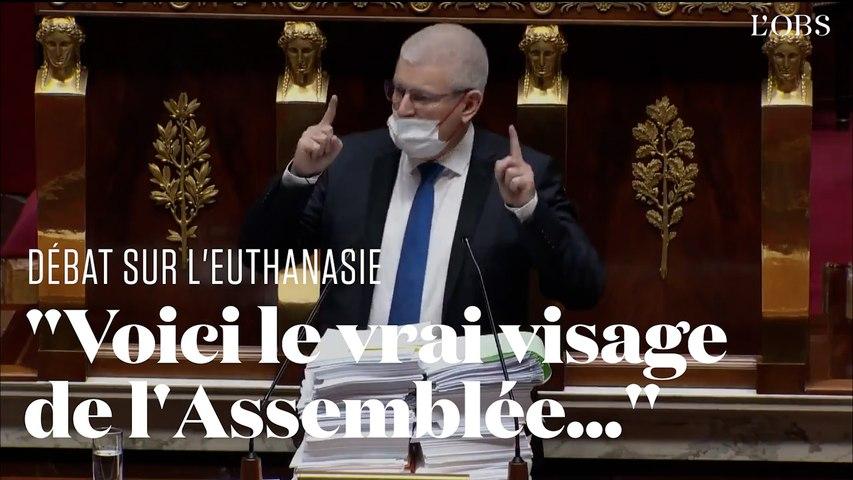 Débat sur l'euthanasie : Olivier Falorni s'insurge des 4 000 amendements déposés