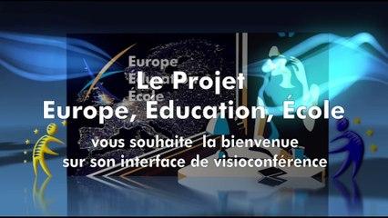 Bienvenue sur la plateforme du Projet EEE - 2021
