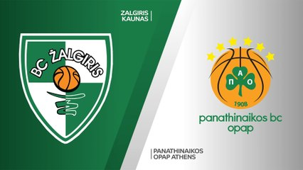 EuroLeague 2020-21 Highlights Regular Season Round 34 video: Zalgiris 93-78 Panathinaikos