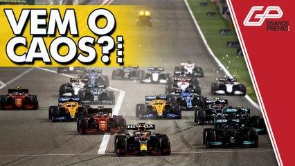 F1 2021 COM CORRIDA DE CLASSIFICAÇÃO: SPRINT QUALIFYING É BOM? | GP às 10