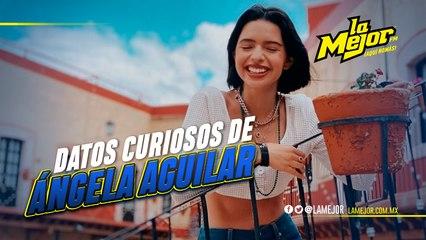 Datos Curiosos sobre Ángela Aguilar amante de los perritos