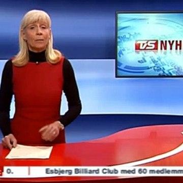 Nærbane på vej i Vestjylland | Arriva | Esbjerg | Varde | 07-02-2013 | TV SYD @ TV2 Danmark