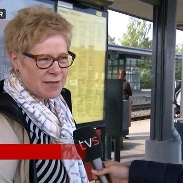 DSB fortæller hvad der skete da tog blev afsporet | Horsens | 05-10-2014 | TV SYD @ TV2 Danmark