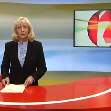 Afsporet togvogn | Godsvogn | Havnepladsen | Vejle | 03-01-2011 | TV SYD @ TV2 Danmark