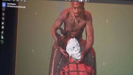 Mathematic, l'entreprise parisienne qui a créé les effets spéciaux du dernier clip de Lil Nas X