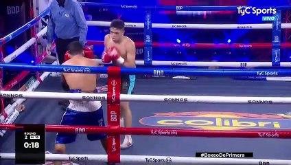 Kevin Luis Munoz vs Matias Emanuel Iriarte Monserrat (03-04-2021) Full Fight