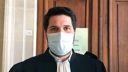 Affaire Anaïs Guillaume: vidéo avocat