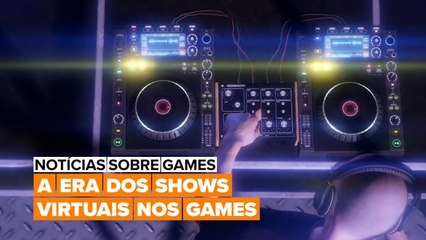 O GTA Online será a próxima plataforma a hospedar shows ao vivo?