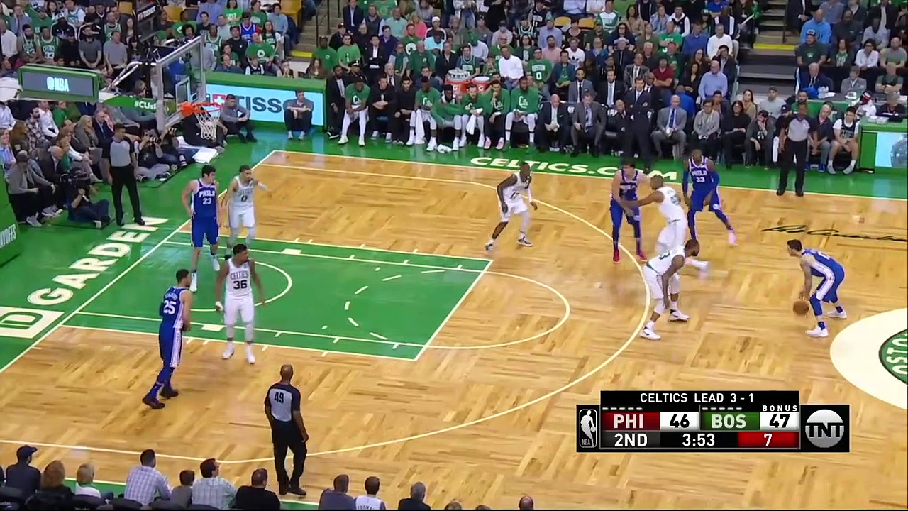 "NBA "" Basketball Genius "" MOMENTS"
