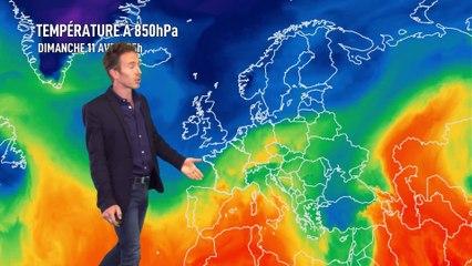 Illustration de l'actualité La météo de votre dimanche 11 avril 2021