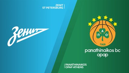 EuroLeague 2020-21 Highlights Regular Season Round 6 video: Zenit 112-83 Panathinaikos