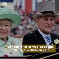 Fallece el príncipe Felipe, marido de la reina Isabel II
