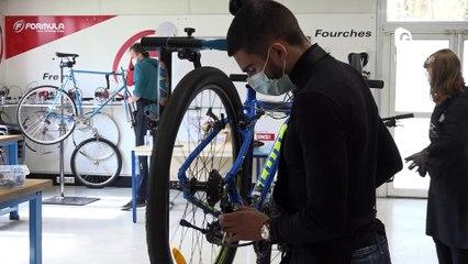Reportage - Les formations de technicien cycle du CNCP ont la cote ! - Reportage - TéléGrenoble