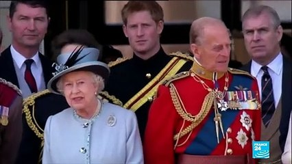 Britain's Prince Philip, husband of Queen Elizabeth II, has died at 99