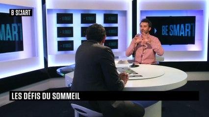BE SMART - L'interview de Julien Sylvain (Tediber) par Stéphane Soumier
