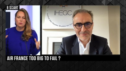 BE SMART - L'interview de Arnaud Marion (Marion & Partners, Institut des Hautes Études en Gestion de Crise) par Aurélie Planeix