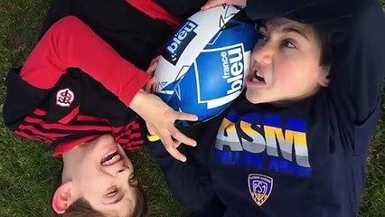 Rugby - Champions Cup : vos photos de supporters jaune et bleu et rouge et noir