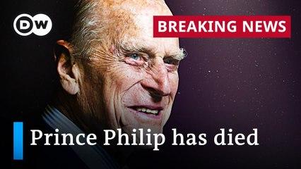 Prince Philip, backbone of the UK royal family, dies at 99