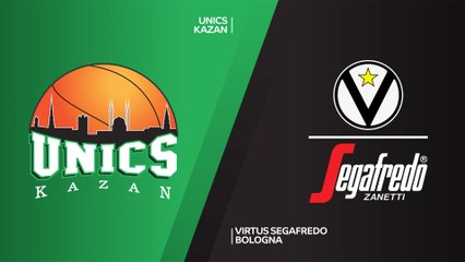 7Days EuroCup Highlights Semifinals, Game 2: UNICS 85-81 Virtus
