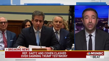 Trump Can't Save You GOP Sex Scandal Gets Warning From Trump Witness