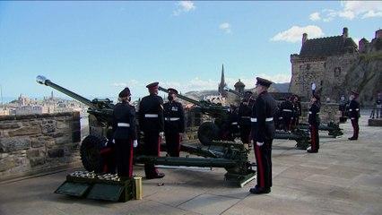 Hommage au prince Philip : 41 coups de canon tirés dans tout le Royaume-Uni