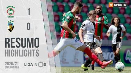 Highlights: Marítimo 1-0 SC Farense (Liga 20/21 #26)