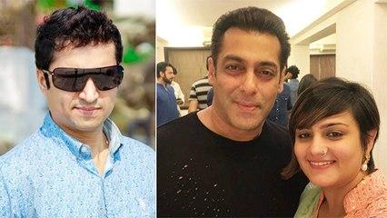 Salman Khan's Sister Shweta Rohira Teams Up With Faizan Ansari For A Shoot