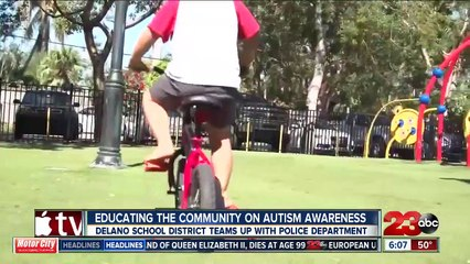 Kern's Kindness - Educating the community on autism awareness