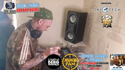 Episode 181 Courts Le Berg & Friends  (Underground House)