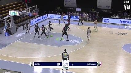 Dijon Highlights vs. Boulazac