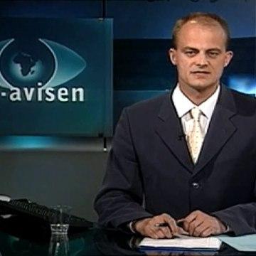 1999: Politisk aktion i TV-Avisen | Kim Vejrup | Bonanza - Danmarks Radio