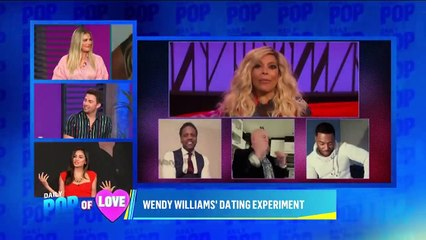 Wendy Williams' Dating Experiment Worked!  Daily Pop