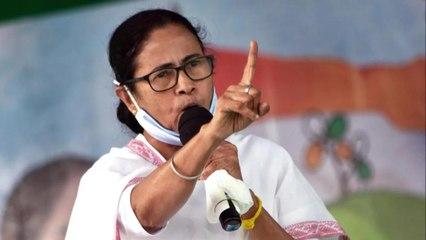 Bengal Violence: Mamata targets EC, suggests name change