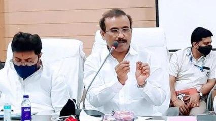 CM Sammelan live: बढ़ते Corona मामलों और Vaccine की कमी पर देखें क्या बोले महाराष्ट्र मंत्री राजेश टोपे