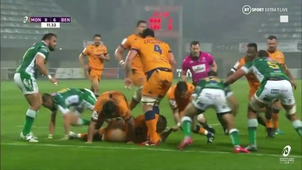 Montpellier v Benetton Rugby: quarter-final highlights