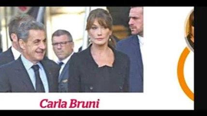 Carla Bruni, elle menace Nicolas Sarkozy de le quitter, la vérité sur la rumeur