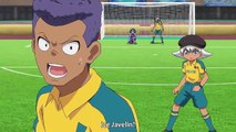 Inazuma Eleven Ares #26 - Dash to the Top! HD ENG SUB