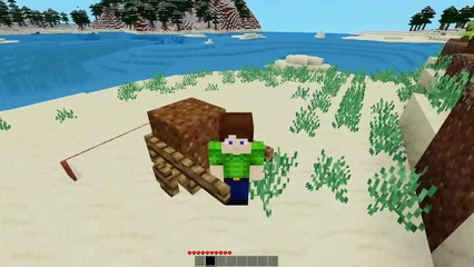 Minetest Mod Review: Pullable Carts