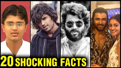 Vijay Deverakonda 20 INTERESTING And Unknown Facts | Arjun Reddy, Controversies And Bollywood Debut