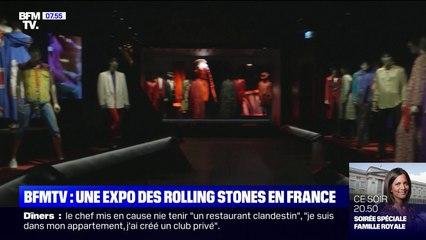 Rolling Stones: une exposition immersive arrive en juin au stade Vélodrome de Marseille