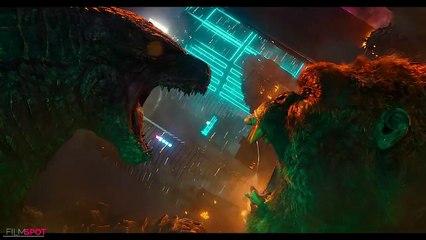 GODZILLA VS KONG - 7 Minute Trailers (4K ULTRA HD) NEW 2021