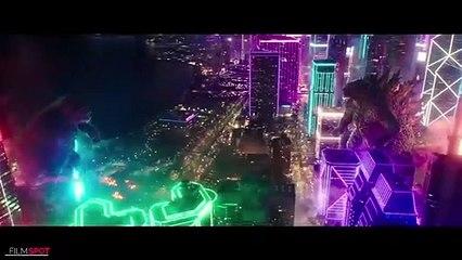 GODZILLA VS KONG 'Godzilla Back For War' Trailer (NEW 2021) Monster Movie HD