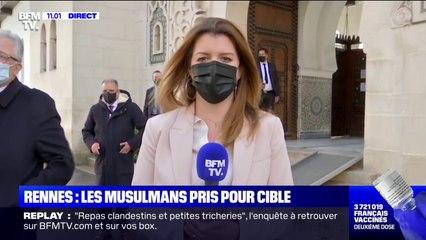 """Marlène Schiappa dénonce """"des tags ignobles"""" à Rennes et soutient l'ensemble des musulmans de France"""
