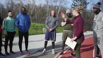 Trophées Sentez-Vous Sport 2019 - Anne-Sophie Barthet chez Pass'Sport pour l'Emploi
