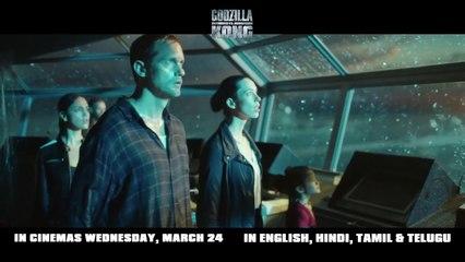 GODZILLA VS KONG Battle Axe Trailer  NEW (2021) Sci-Fi Movie HD