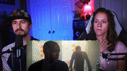 The Falcon and the Winter Soldier  EPISODE 4 REACTION  The Whole World Is Watching